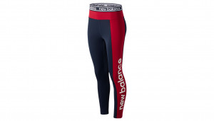 RELENTLESS GRAPHIC HIGH RISE 7/8 TIGHT New balance