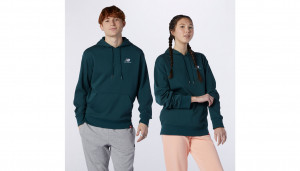 NB Essentials Embroidered Hoodie New balance